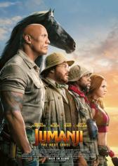 "Filmplakat zu ""Jumanji: The Next Level""   Bild: Sony"