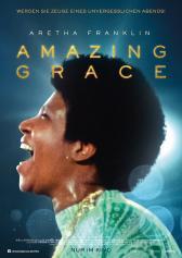 "Filmplakat zu ""Aretha Franklin: Amazing Grace"" | Bild: Weltkino"