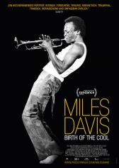 "Filmplakat zu ""Miles Davis: Birth of the Cool"" 
