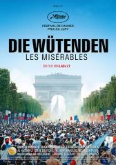 "Filmplakat zu ""Die Wütenden - Les Misérables"" | Bild: Central"