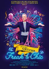 "Filmplakat zu ""Jean Paul Gaultier: Freak And Chic"" | Bild: StudioCanal"