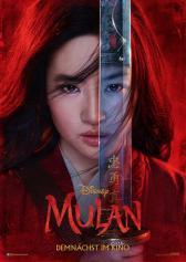 "Filmplakat zu ""Mulan"" | Bild: Disney"