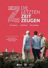 "Filmplakat zu ""Die letzten Zeitzeugen"" | Bild: Kalb"