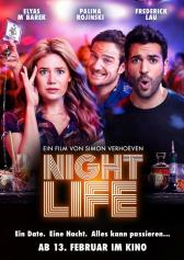 "Plakat zu ""Nightlife"" 