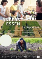 "Filmplakat zu ""Anders essen - Das Experiment"" | Bild: Filmagentinnen"