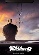 """Filmplakat zu """"Fast & Furious 9""""   Bild: Universal"""