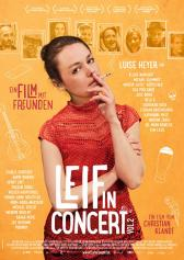 "Filmplakat zu ""Leif in Concert"" | Bild: Camino"
