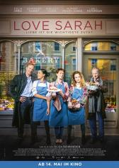 "Filmplakat zu ""Love Sarah"" | Bild: Weltkino"