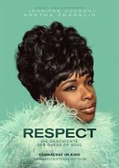 "Filmplakat zu ""Respect"" | Bild: UPI"