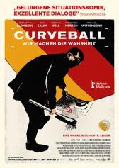 "Filmplakat zu ""Curveball"" | Bild: Filmwelt"