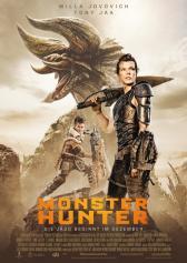 """Filmplakat zu """"Monster Hunter""""   Bild: Constantin"""