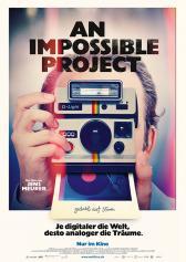 "Filmplakat zu ""An Impossible Project"" | Bild: Weltkino"