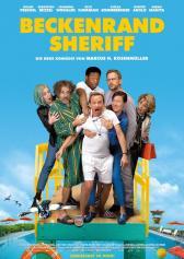 "Filmplakat zu ""Beckenrand Sheriff"" | Bild: Leonine"