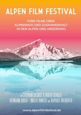 "Filmplakat zu ""Alpen Film Festival"" | Bild: Freudenberg"