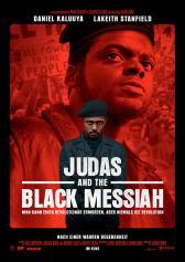 "Filmplakat zu ""Judas and the Black Messiah"" | Bild: Warner"