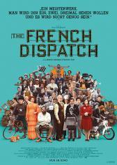 "Filmplakat zu ""The French Dispatch""   Bild: Disney"