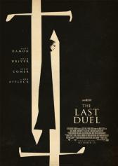 "Filmplakat zu ""The Last Duel"" | Bild: Disney"