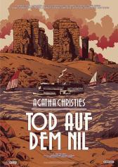 "Filmplakat zu ""Tod auf dem Nil - Best of Cinema"" | Bild: StudioCanal"