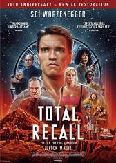 "Filmplakat zu ""Total Recall"" | Bild: StudioCanal"