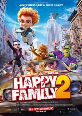 "Filmplakat zu ""Happy Family 2"" | Bild: Warner"