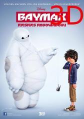 "Filmplakat zu ""Baymax - Riesiges Robowabohu""   Bild: Disney"