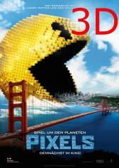 "Filmplakat zu ""Pixels""   Bild: Sony"