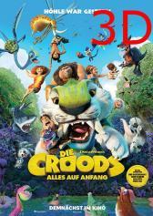 """Filmplakat zu """"Die Croods 2""""   Bild: UPI"""