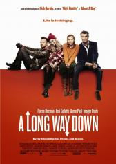 "Filmplakat zu ""A Long Way Down"" 