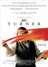 """Filmplakat zu """"Mr. Turner""""   Bild: Fox"""