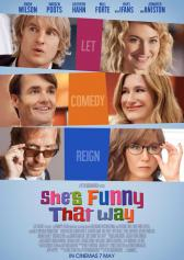 """Filmplakat zu """"She's Funny That Way / Broadway Therapy """"   Bild: Central"""