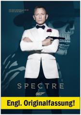 "Filmplakat zu ""Spectre"" | Bild: Sony"