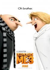 "Plakat zu ""Despicable Me 3"" | Bild: UPI"