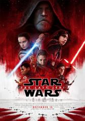 "Filmplakat zu ""Star Wars: The Last Jedi"" 