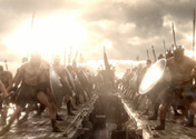"Filmszene aus ""300 - Rise of an Empire"" 