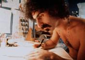 "Filmszene aus ""Frank Zappa - Eat That Question"" | Bild: Arsenal"