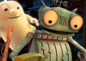"Filmszene aus ""Ritter Rost 2 - Das Schrottkomplott"" | Bild: Disney"