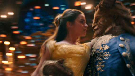 "Szenenbild aus ""Beauty and the Beast"" 