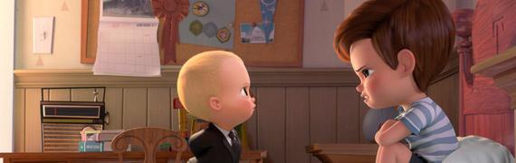 "Szenenbild aus ""The Boss Baby"" | Bild: Fox"
