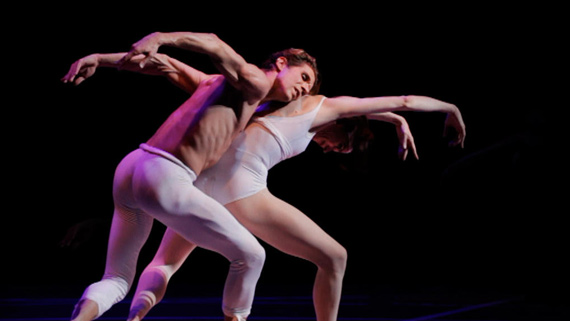 "Szenenbild aus ""Dancing Beethoven"" | Bild: Arsanal"