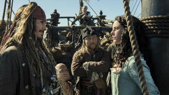 "Szenenbild aus ""Pirates of the Caribbean 5: Salazars Rache"" | Bild: Disney"