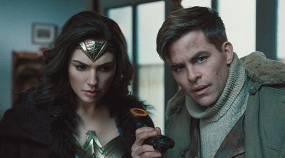 "Szenenbild aus ""Wonder Woman"" | Bild: Warner"