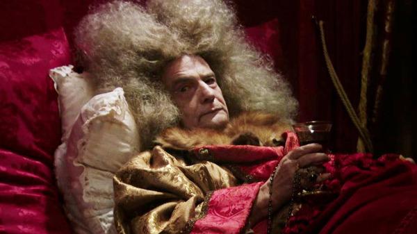 """Szenenbild aus """"Der Tod von Ludwig XIV.""""   Bild: Grandfilm"""