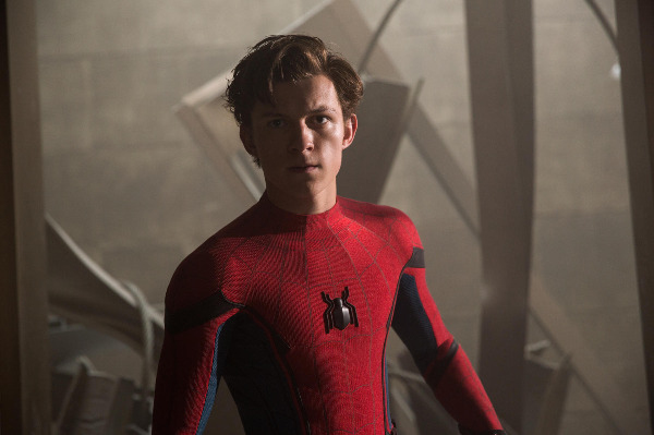 "Filmszene aus ""Spider-Man: Homecoming"" 