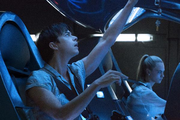 "Szenenbild aus ""Valerian"" | Bild: Disney"