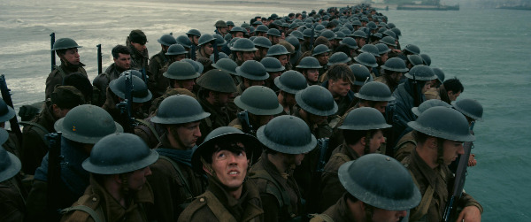 "Szenenbild aus ""Dunkirk"" | Bild: Warner"