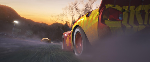"Szenenbild aus ""Cars 3 - Evolution"" | Bild: Disney"
