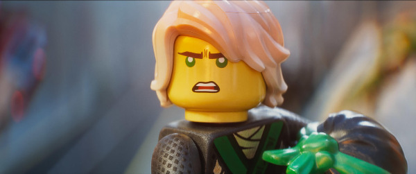 "Filmszene aus ""The Lego Ninjago Movie"" 