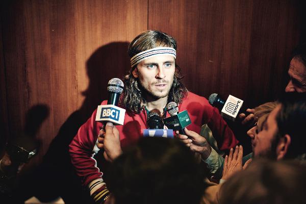 "Szenenbild aus ""Borg/McEnroe""   Bild: 24 Bilder"