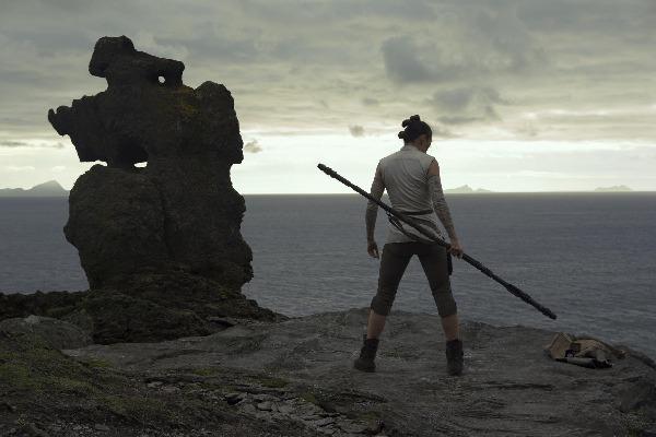 "Szenenbild aus ""Star Wars: Episode VIII"" | Bild: Disney"