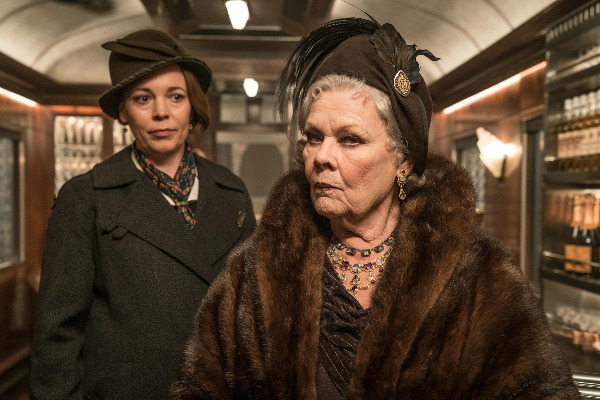 "Szenenbild aus ""Murder on the Orient Express"" 